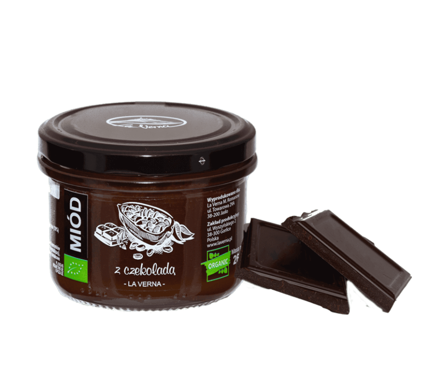 laverna-miod-honey-czekolada-eco-bio-organic