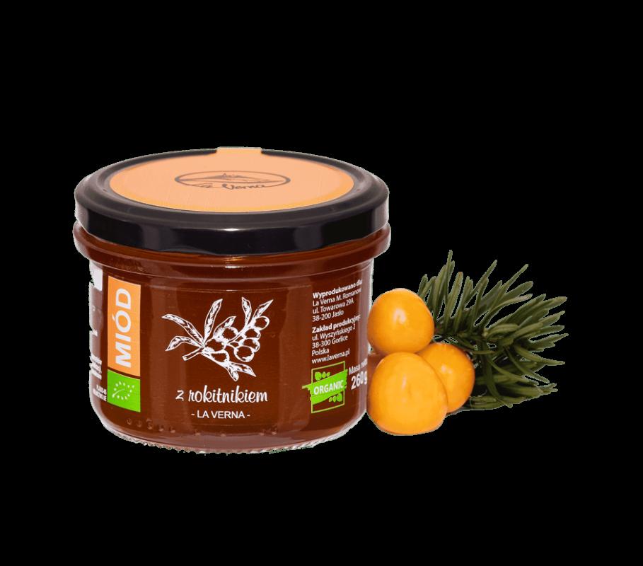 laverna-miod-honey-rokitnik-eco-bio-organic